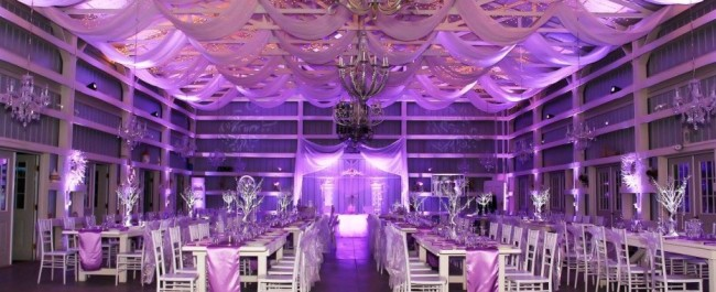 Michael-Anthony-Prooductions-Purple-Up-Lighting-and-Acccent-Lighting-Saxon-Manor-Shabby-Chic-Barn-1-980x380
